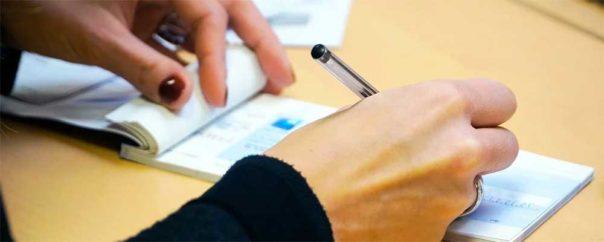 comment encaisse un cheque dans une banque en ligne